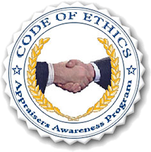 equipment appraiser code of ethics